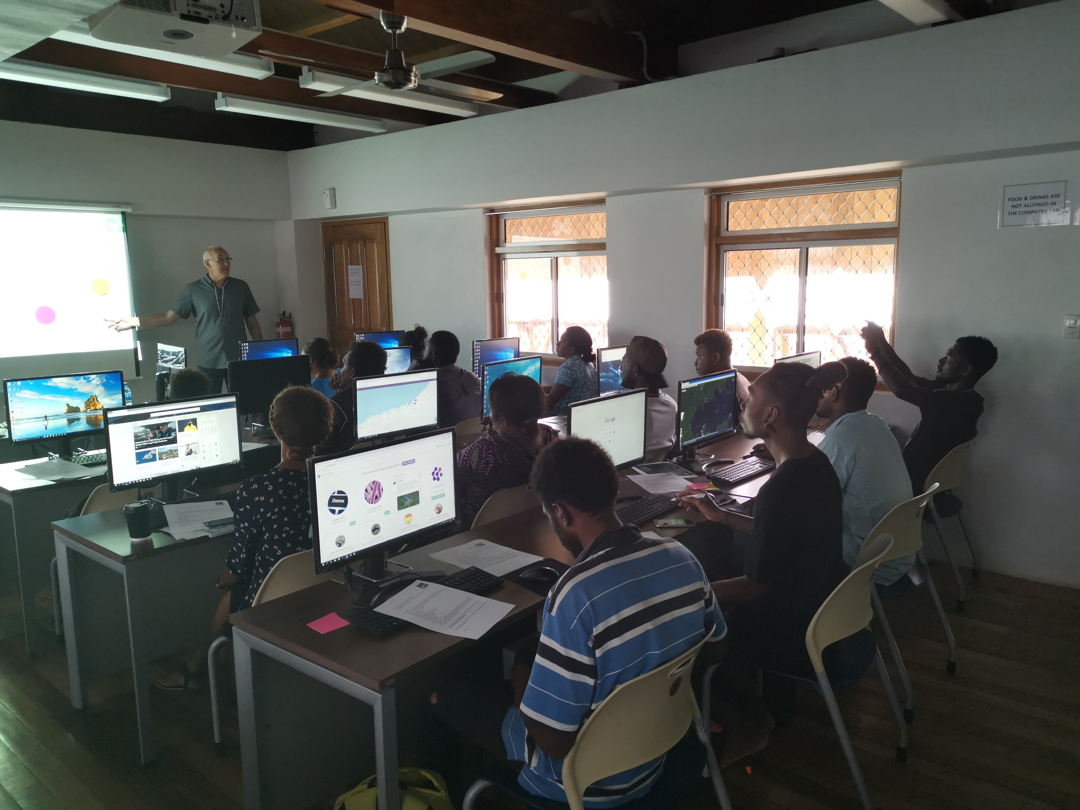 CommonSensing Workshop and Mapathon